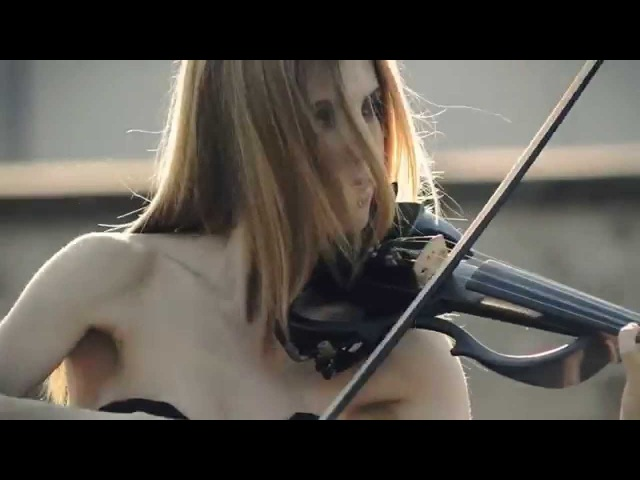 Popcorn Electric Violin Cover Dubstep Violin LUVIENNE