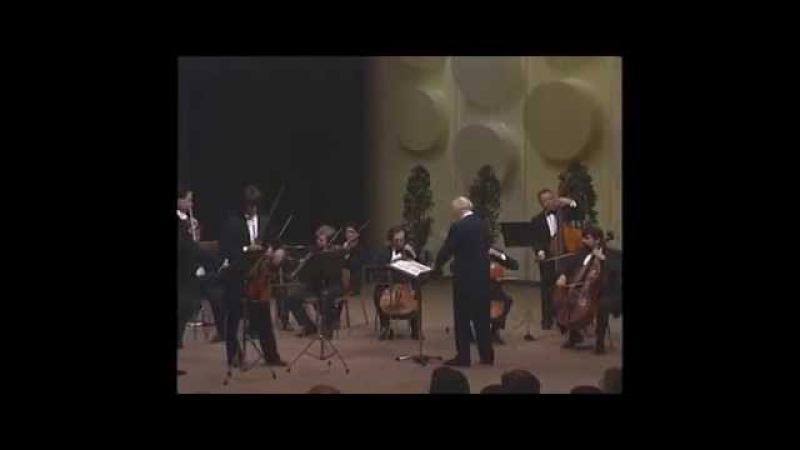 Sinfonia Concertante for Violin and Viola - Spivakov - Bashmet - Yehudi Menuhin