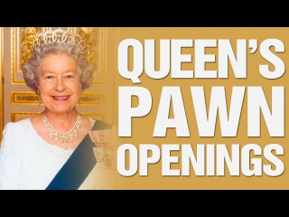 Ultimate Queen's Pawn Openings! - GM Jan Gustafsson (chess24)