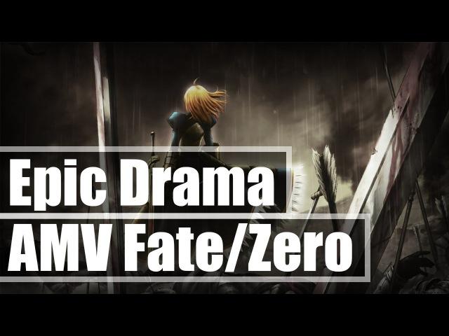 Simple AMV Fate Zero World On Fire