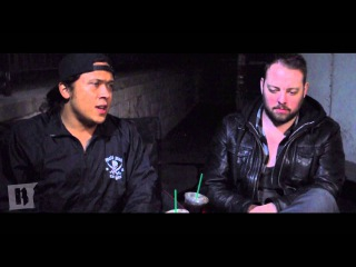 Wovenwar Interview with Nick Hipa & Shane Blay on Ryan's Rock Show