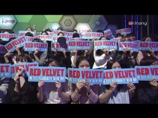 150918 simply k-pop| red velvet dumb dumb