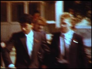"Школа ""Самбо-70"" 10-Б последний звонок 1989 год (киносъемка)"