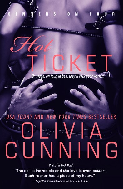 Hot Ticket (Sinners on Tour #3)
