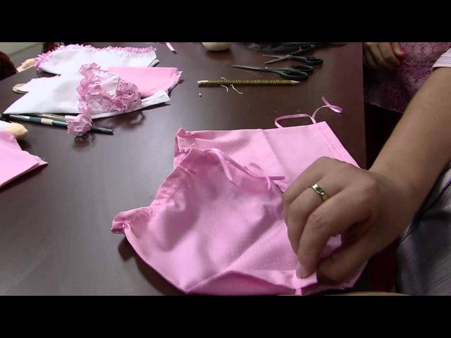 Mulher.com 06032014 Mariza Paiva - Boneca grávida Parte 1