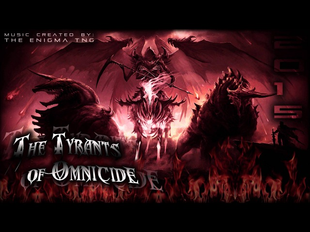 The Enigma TNG The Tyrants of Omnicide