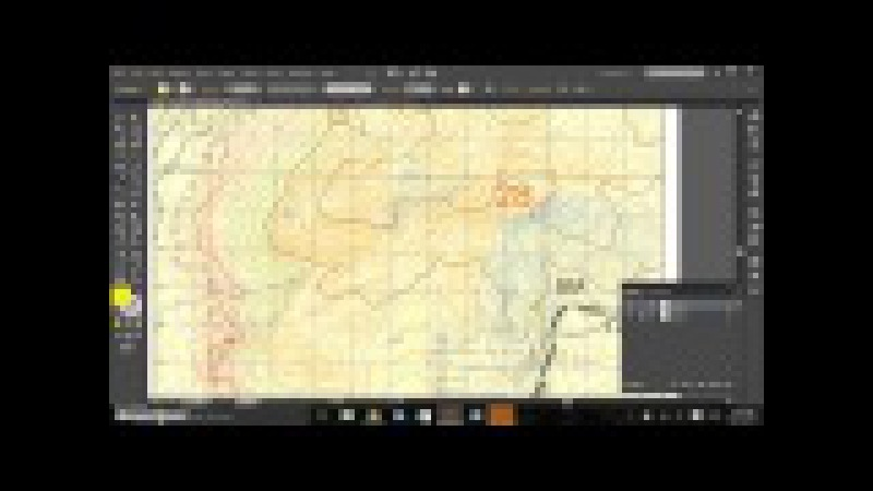 GEOL 275 adobe illustrator basics digital geologic map