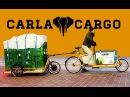 Lastenanhänger für den Transport von 150kg mit dem Fahrrad