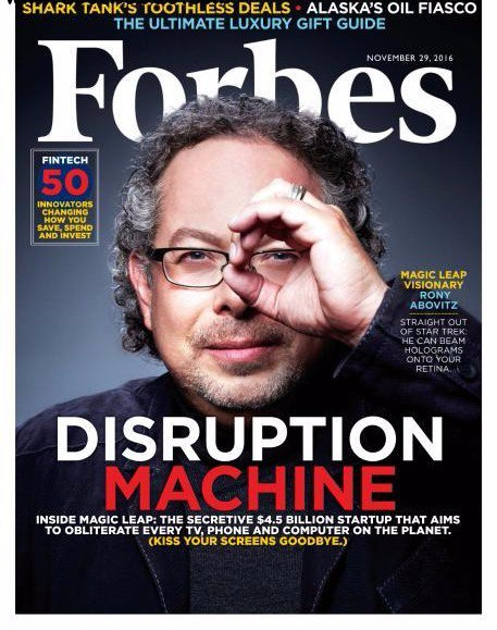 Forbes USA - November 29 2016