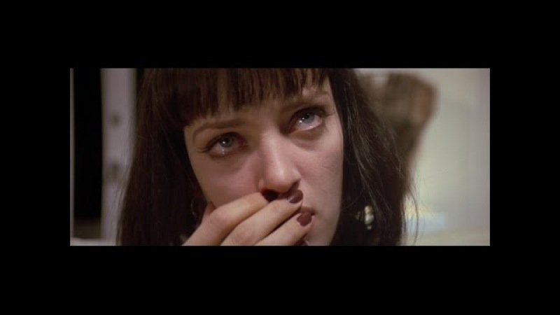 Mia Wallace | Pulp Fiction - Girl, Youll Be A Woman - Urge Overkill