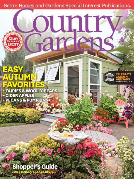 Country Gardens - Fall 2016