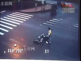 Ангел спас человека от смерти!