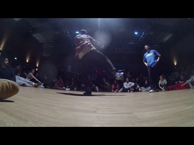 Mulla Zuev vs Lory Mehdi - Need 4 Dance Battle   Hip Hop 1x1 Quarter Final