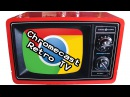 Quick demo version 1978 portable television converted to internet music video steaming smart TV!