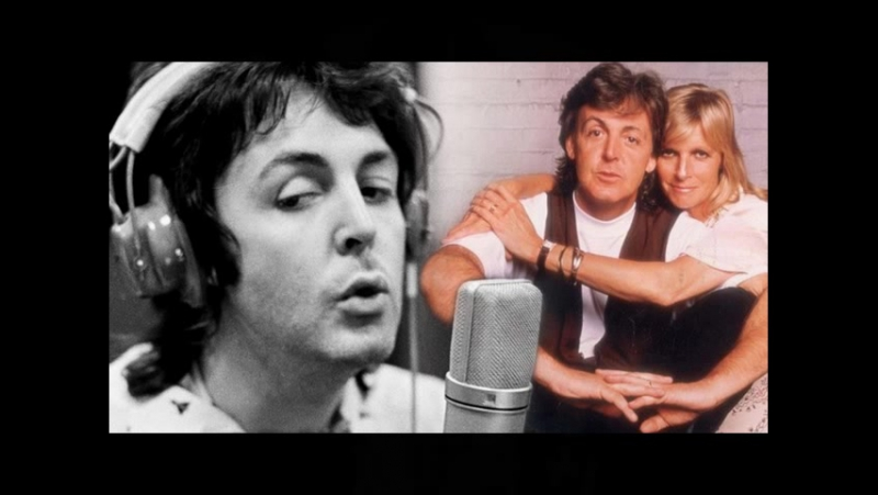 Paul McCartney Wild Life 1971g 2 versiya
