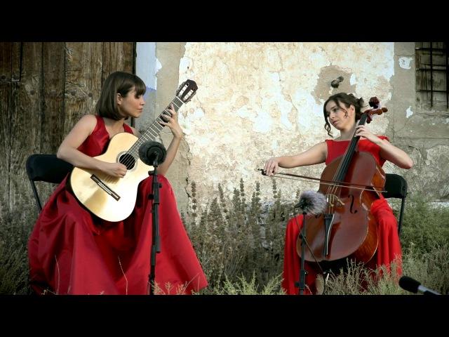Paola Requena y Marta Requena PRIMAVERA EN EL ESTÍO