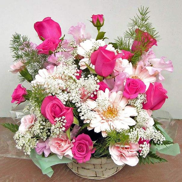 открытки красивые букеты цветов с пожеланиями доброго дня снежную битву