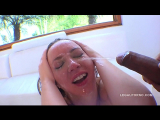 Maddy OReilly [Gangbang, New Porn, DP, Interracial, Hard Sex, Anal Sex, Group Sex, Blowjob, Bukkake, Throat, Big Ass, 18+]