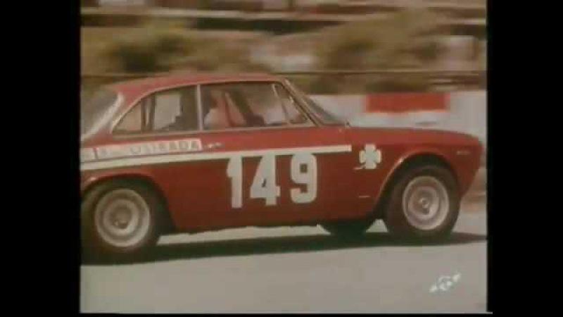 Alfa Romeo Giulia GTA i filmati originali