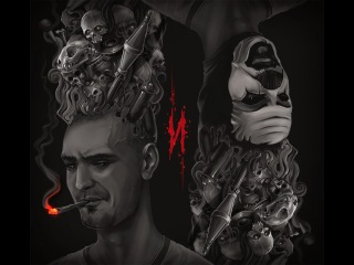 Brick Bazuka - «Я и мой демон» (Альбом) (2016)