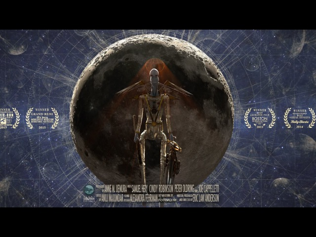 **Multi-Award-Winning** CGI Animated Short: The Looking Planet - by Eric Law Anderson | TheCGBros
