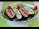 Onigirazu Rice sandwiches おにぎらず 好きな具材でok