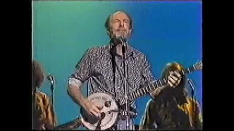 Pete Seeger Arlo Guthrie You gotta walk that lonesome valley