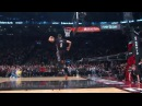 Zach LaVine Behind-the-Back, One-Hand Reverse Dunk