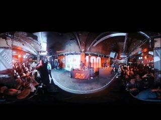 Run The Jewels 360° Converse Rubber Tracks Live x Boiler Room London Live Set
