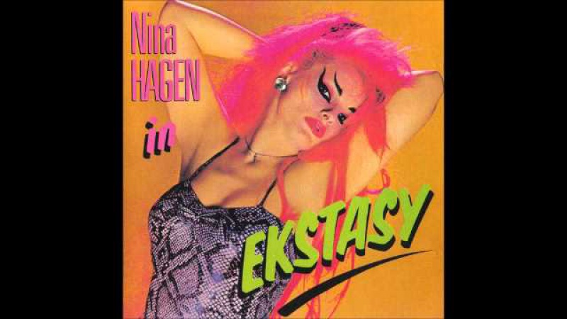 Nina Hagen In Ekstasy 1985 Full Album