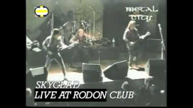 Skyclad Live at Rodon Club 3 5 1998