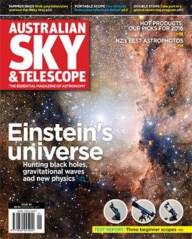 Australian Sky & Telescope - January 2016