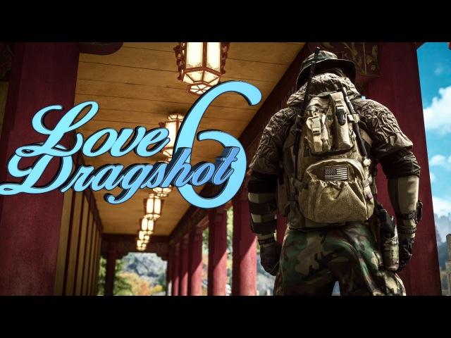 Love Dragshot 6 ( Montage Aggressive Recon Sniper battlefield 4 BF4 ) NoVa Decade