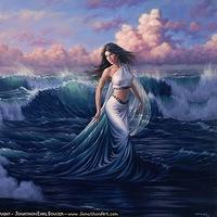 Стихия воды. Любовница
