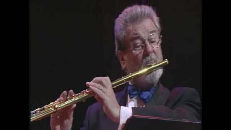 Mouquet La Flute De Pan 2nd mvt James Galway