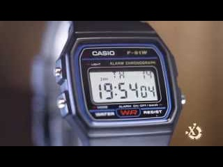 Casio F-91W: Часы Бин Ладена. Обзор от Хронографа.