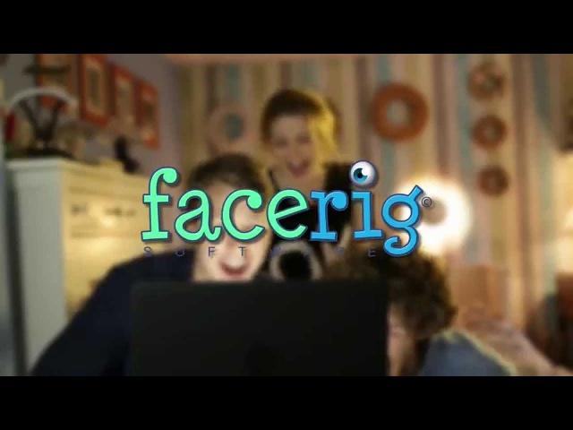 FaceRig 1.0 Presentation