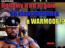Почему я не играю на максимальных настройках в WARMODE