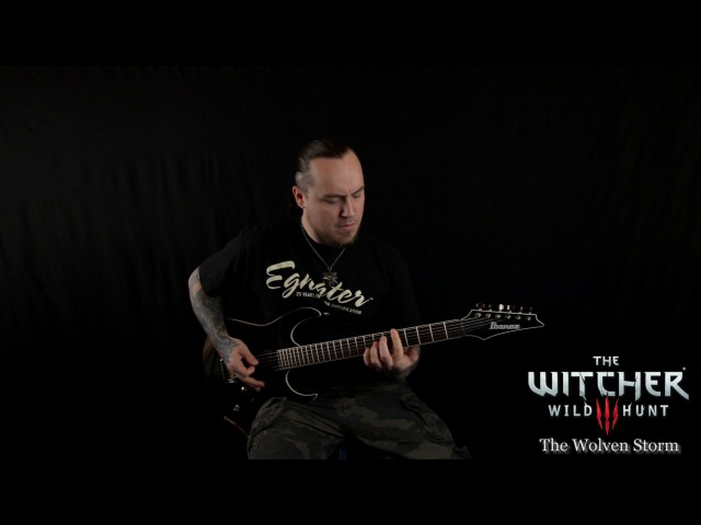 The Witcher 3 Wild Hunt The Wolven Storm Priscilla's Song Metal Cover by Skar Productions