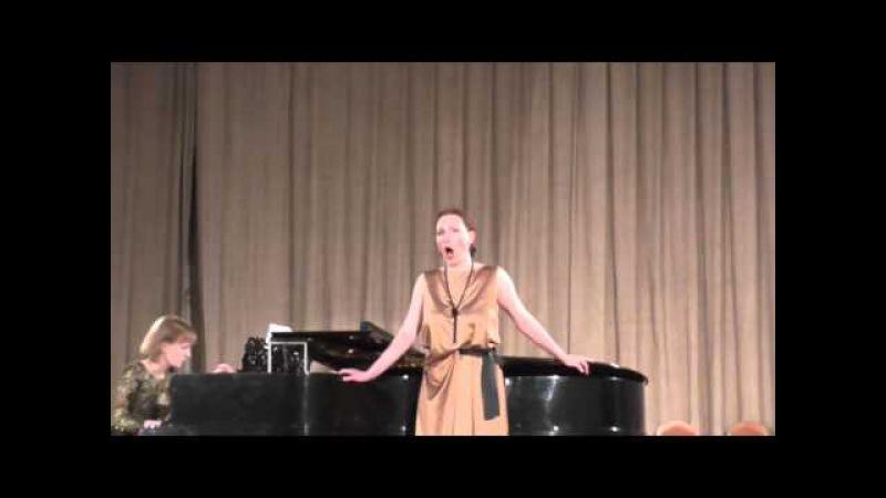 Valery Gavrilin Stradal'naya Natalya Boeva mezzo soprano Valentina Nemkova piano