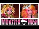 Monster High - Gooliope Jellington MAKEUP! Charisma Star
