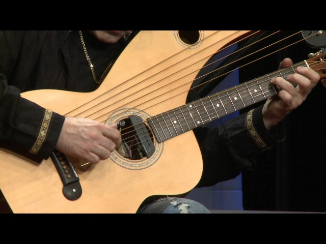 TEDxVancouver Don Alder Redefining the acoustic guitar