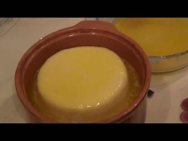 Как сделать домашний сыр (процесс).