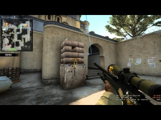 CS GO no zoom lucky ;p