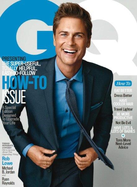 GQ USA   October 2015