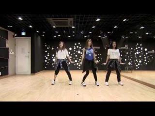 [HD] 150609 Sixteen Minor A Team - JYP 'Swing Baby' Dance Practice