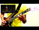 Spongebob Squarepants Goofy Goober Rock Guitar Cover online video