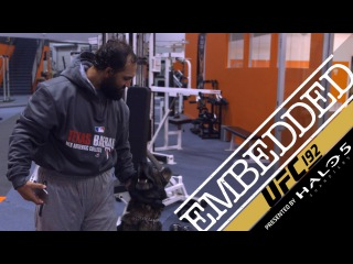UFC® 192: Видеоблог - Эпизод 2