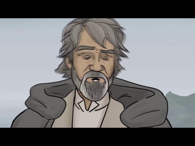 Как следовало закончить фильм Звездные Войны Пробуждение Силы DVO Студия Iron Sound