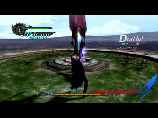 Devil May Cry 1 ~ 4 Combo Mad